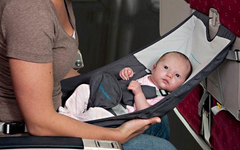 nyfødt når du reiser