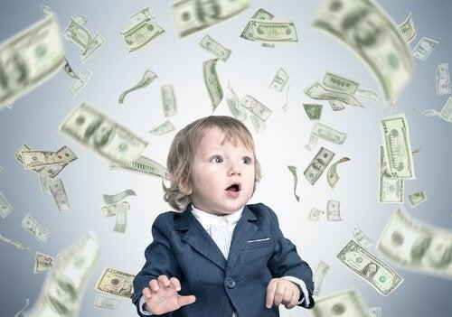 Hva er rikt barn-syndromet?