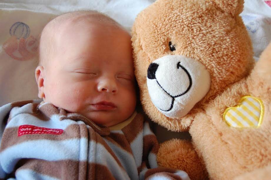 Den ideelle sovestillingen for babyen din