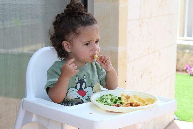sunneste matvarer for barnets helse