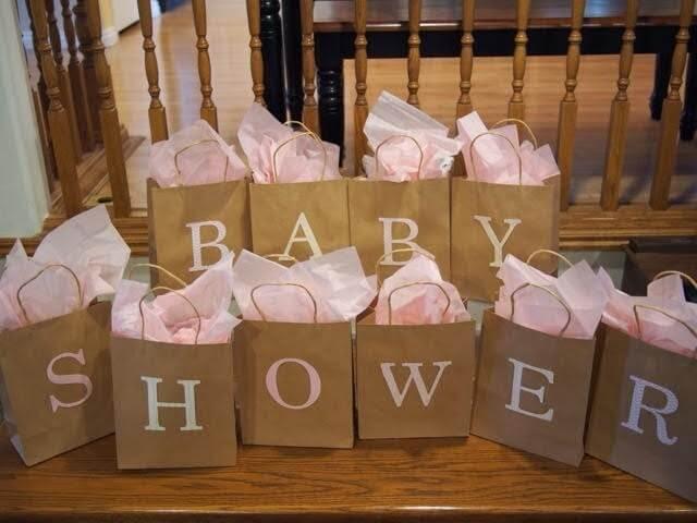 ideer til babyshower