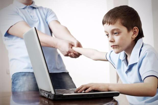 3-6-9-12-regelen for barns bruk av teknologi