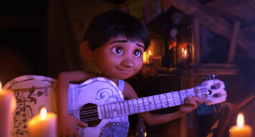Filmen Coco: En film å se sammen som en familie