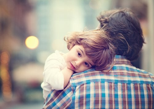 Absensanfall hos barn