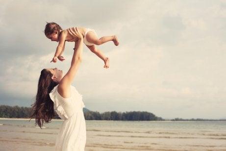 10 fordeler du kanskje ikke visste med å være mor