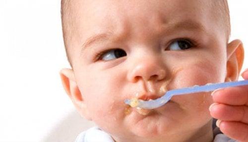 Babyen min nekter å spise: Hva skal jeg gjøre?