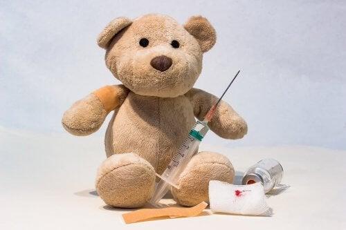 Bivirkninger av vaksiner hos babyer