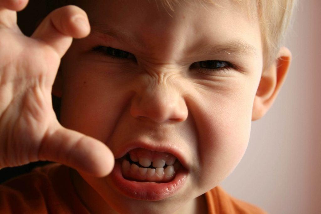 Barns sinne: hvordan håndterer man det?