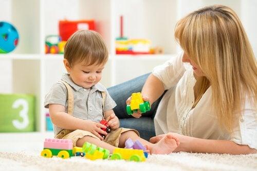 9 lærerike leker for 2-åringer