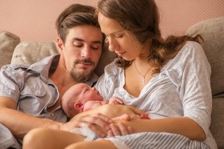 En instruksjonsmanual for førstegangsforeldre