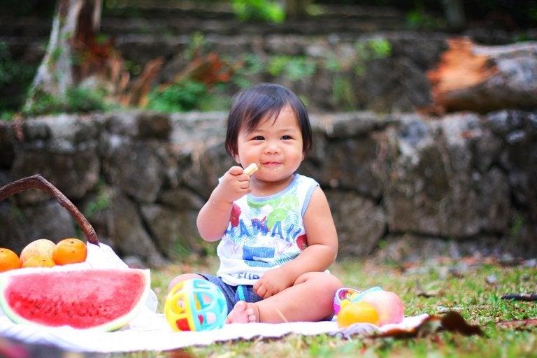 5 sunne og deilige snacks for barn