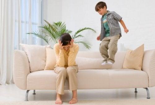 5 nøkler til å snakke med et sint barn