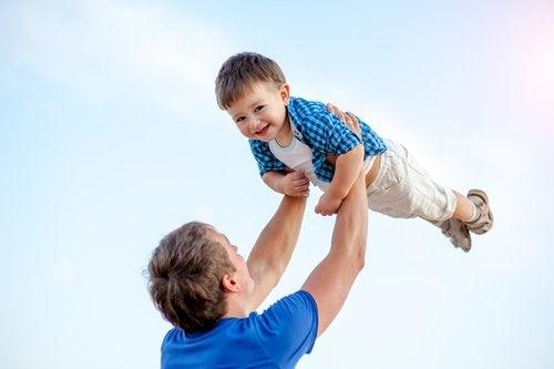 Rollen faddere spiller inn i et barns liv