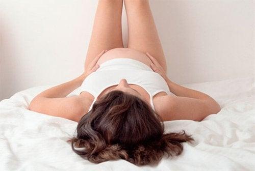 Polymorft svangerskapsutslett