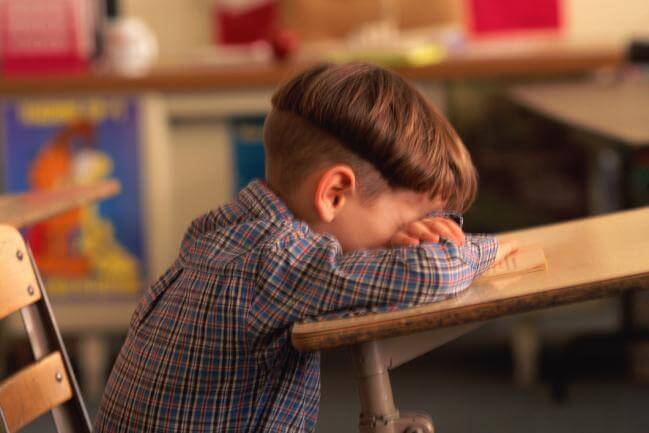 6 årsaker til dårlig akademisk ytelse på skolen