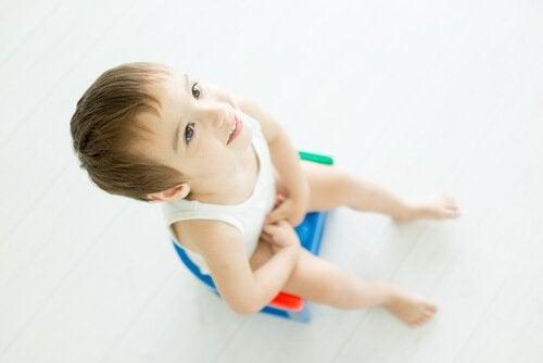 Hvordan bekjempe barnemark hos barn