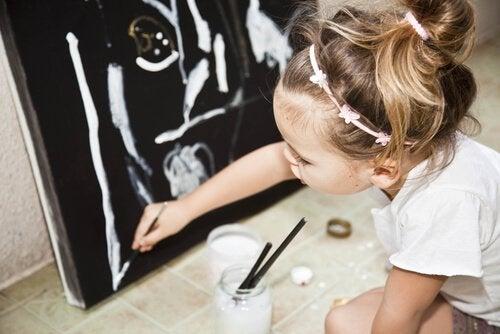 Hvordan kan du utvikle ditt barns medfødte talenter?