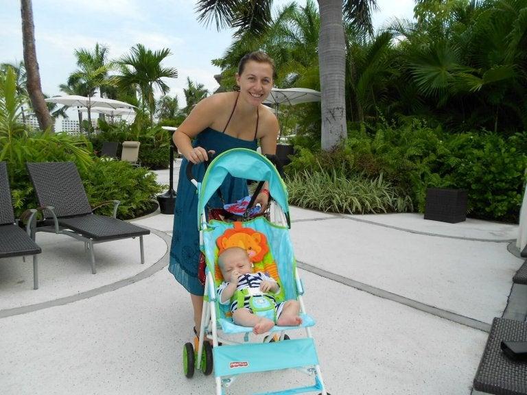 Hva skal du pakke i babyens barnevogn?
