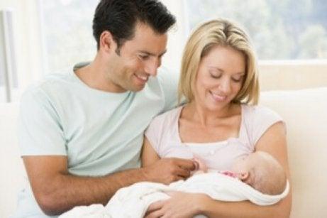 førstegangsforeldre
