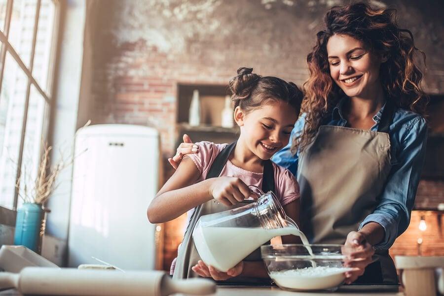 4 deilige oppskrifter på kjeks du kan lage sammen med barna dine
