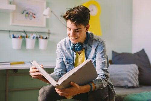 De 4 beste bøkene for tenåringer