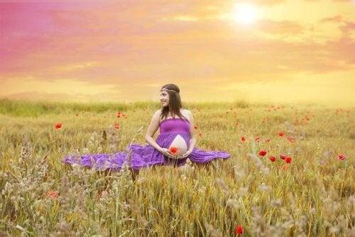 Den sanne meningen bak et bevisst svangerskap