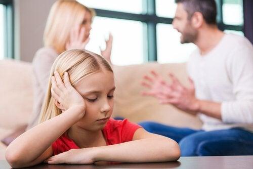 Effektene av skilsmisse