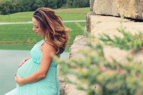 Vordende mødre gråter av veldig forskjellige grunner
