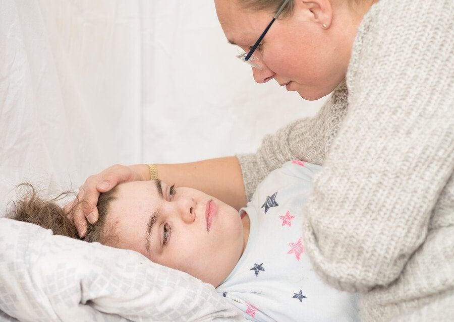Barn med epilepsi: årsaker, symptomer og behandling