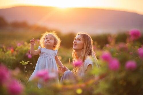 7 ting en mor gjør for sine barn