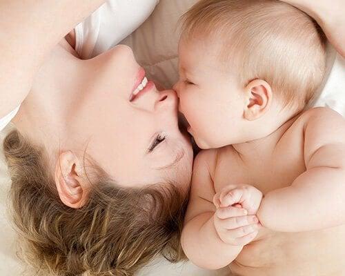 omsorgen for babyen din