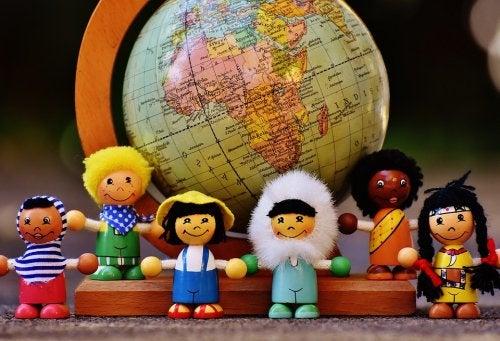 Å lære barnet ditt å respektere mangfold