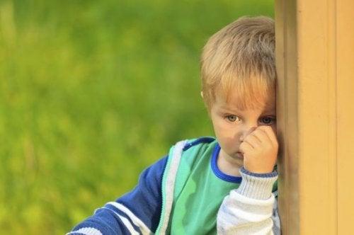 Hva er selektiv mutisme hos barn?