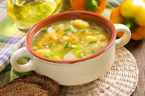 Gastroenteritt, anbefalt mat for barn med mage-tarmkatarr