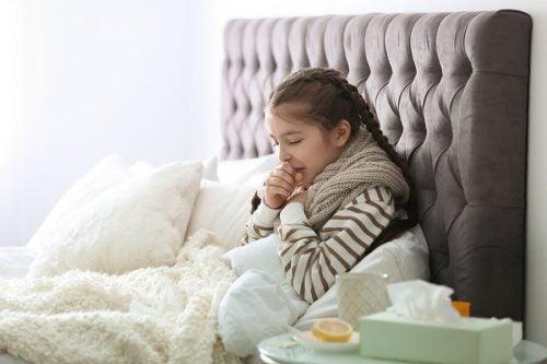 Blir noen barn oftere syke enn andre barn?