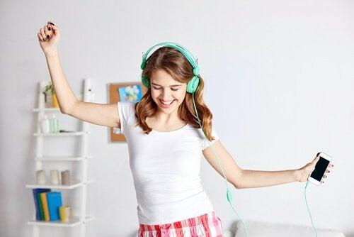 Vekstspurten under puberteten