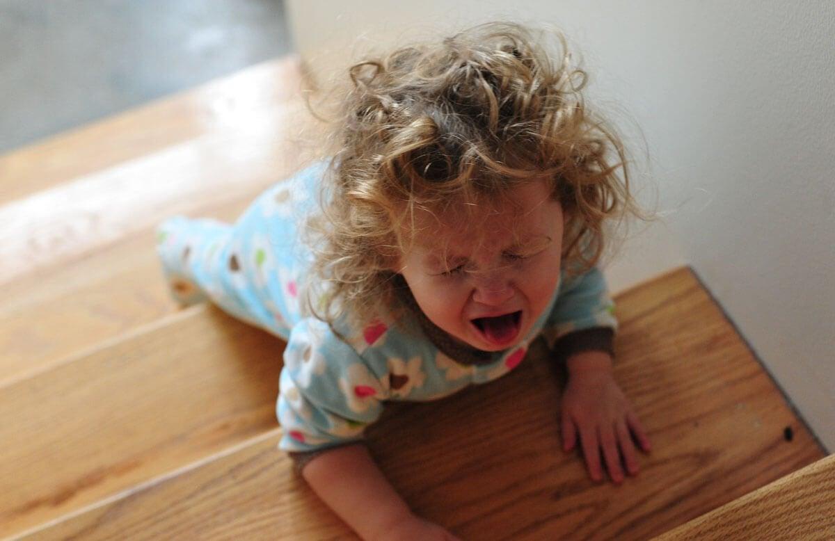 De positive sidene ved barns raserianfall