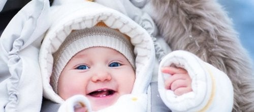 4 tips for å holde babyen varm – Vær forberedt på vinteren
