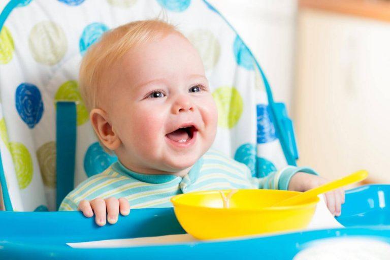 gi barn et godt forhold til mat