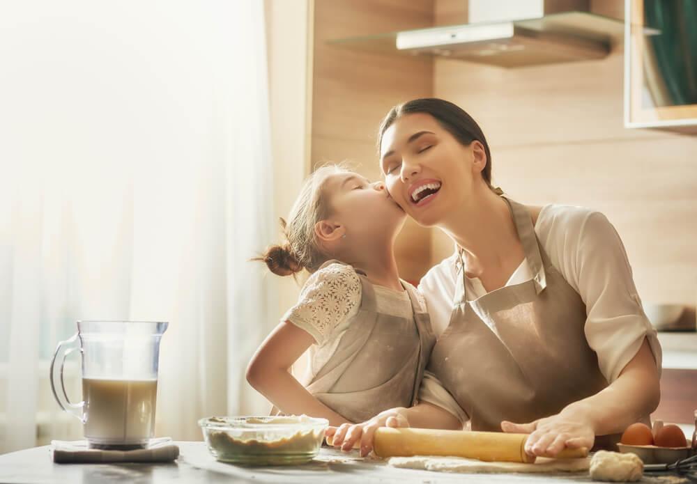 En mors kjærlighet sett gjennom hennes datters øyne
