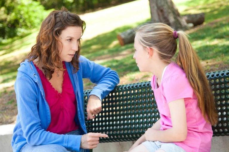 lære barna å stole på instinktene sine
