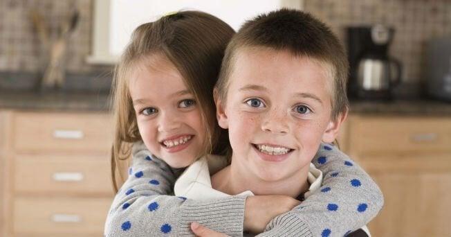Når du har et søsken, har du en følgesvenn for livet