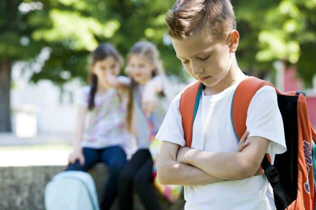 hva skal du gjøre når barnet ditt blir mobbet