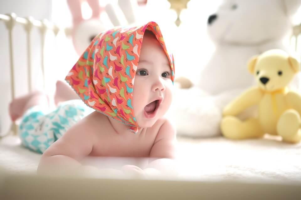 Hvordan skal babyens seng være?