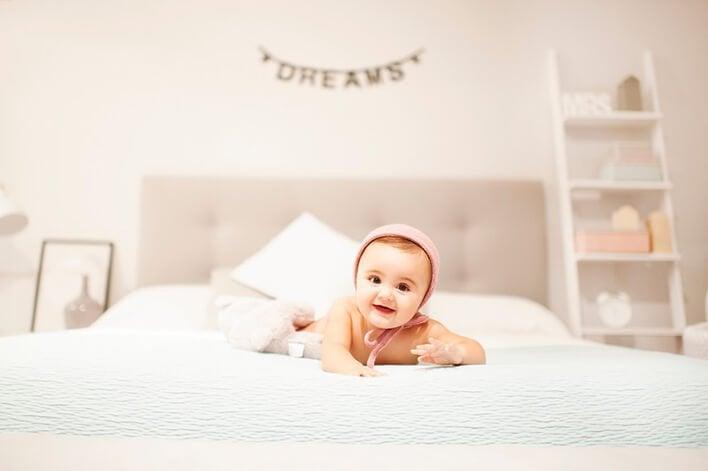 Hvordan bør babyens rom være innredet?