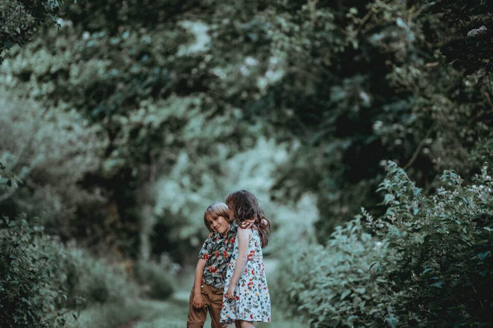Røtter og vinger: De beste gavene du kan gi til barna dine