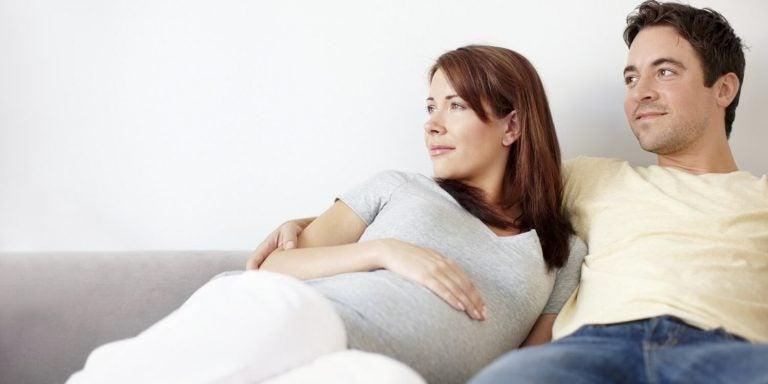 problemer med å sove under graviditeten