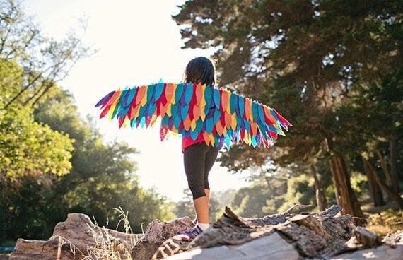 Røtter og vinger: De beste gaver du kan gi barna dine