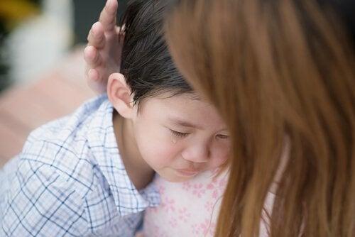 Noen ganger er den beste kuren mammas kjærlighet