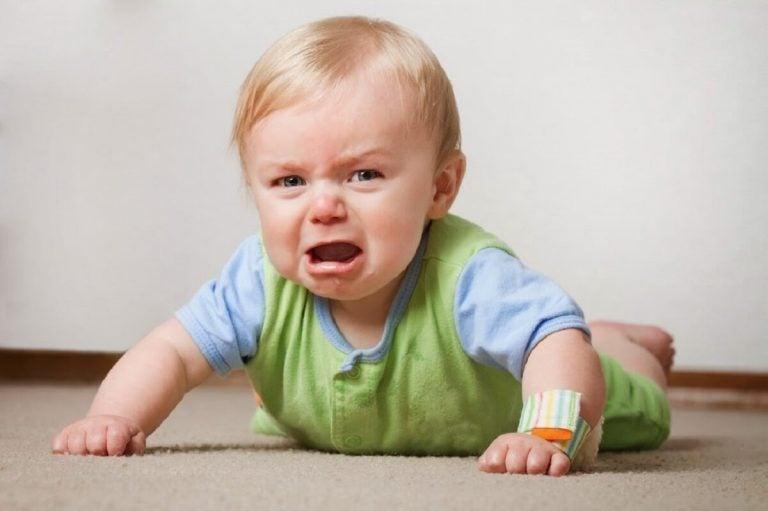 Barn trenger oss under raserianfall